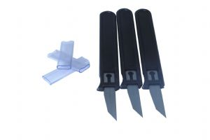 Slim Knife Pack of 3. C6001